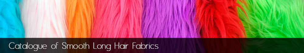 Manufacture and sale of smooth long hair fabrics.