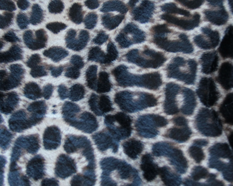PELO CORTO ANIMAL PRINT - KINDO --- COLOR 11
